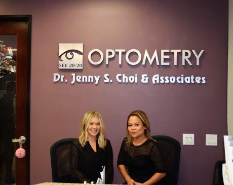 See 20/20 Optometry: Jenny Choi, OD image 3