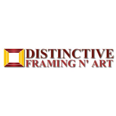 Distinctive Framing N Art