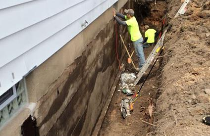 American Eagle Basement Waterproofing, Crawl Space, & Mold Control image 1
