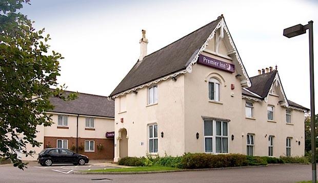 Premier Inn Taunton Ruishton