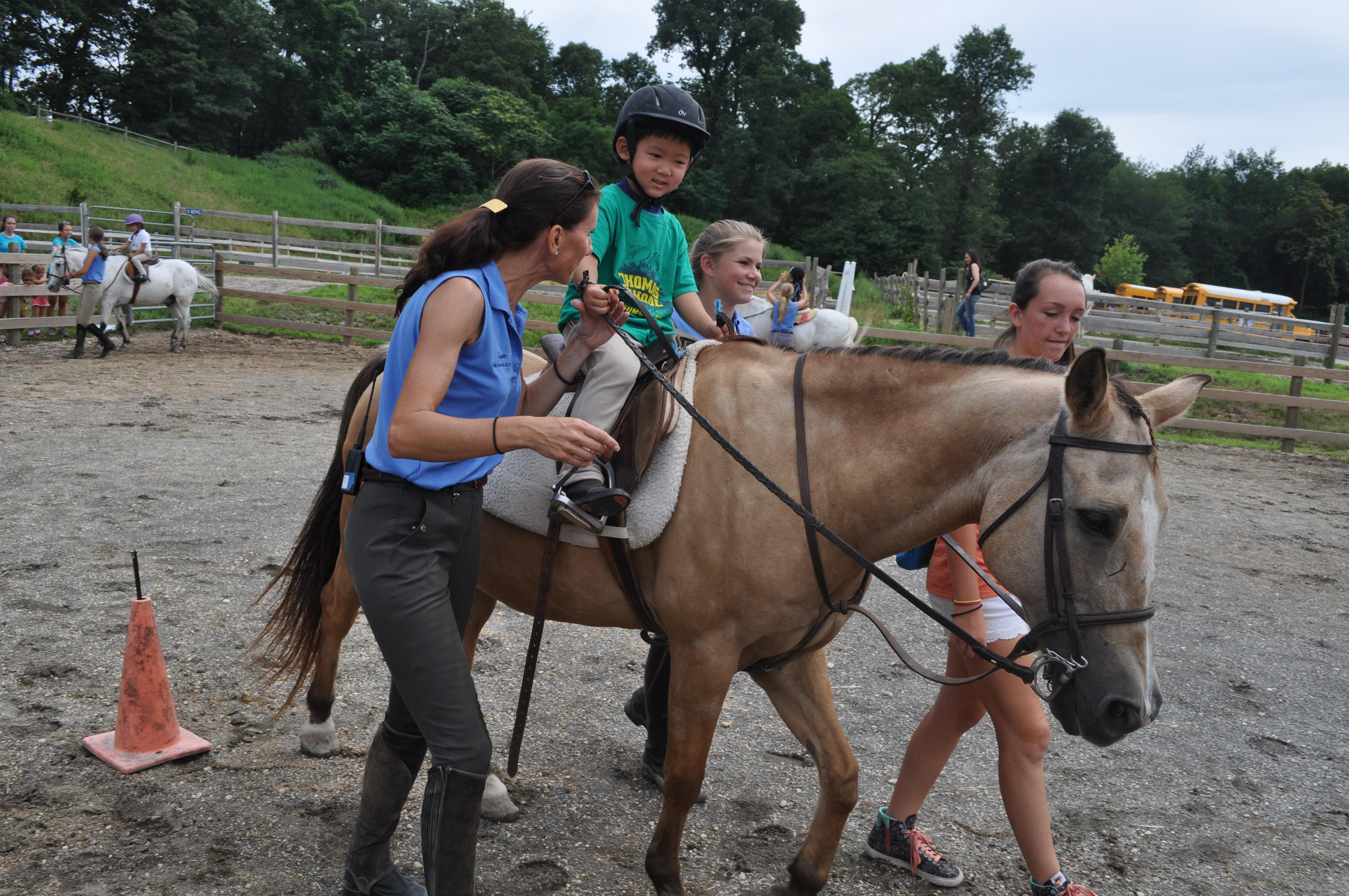 Thomas School of Horsemanship Summer Day Camp & Riding School image 3