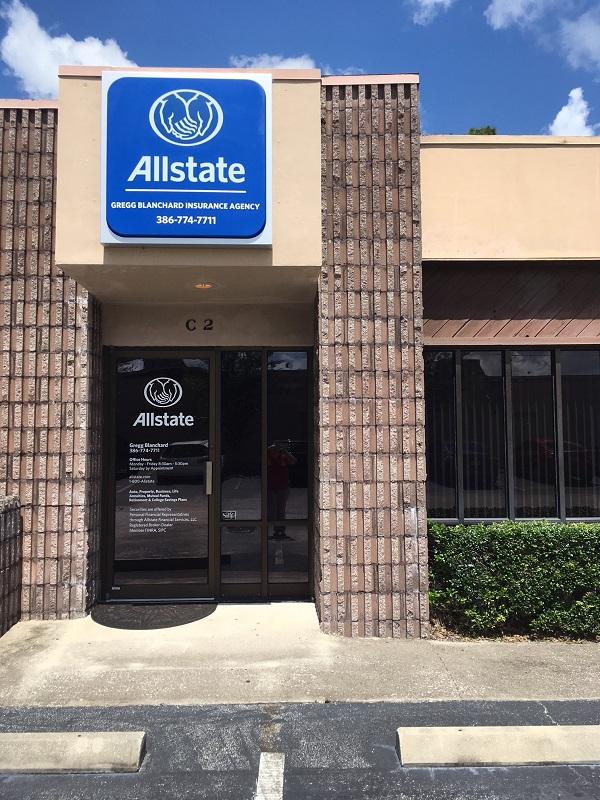 Gregg Blanchard Insurance Agency: Allstate Insurance image 1