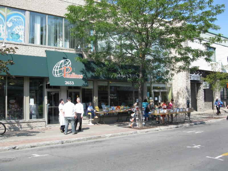 Librairie Paulines à Montréal