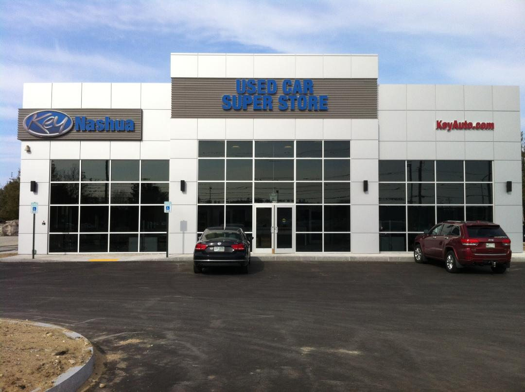 Nashua Used Car Superstore - 635 Amherst St., Nashua, NH ...