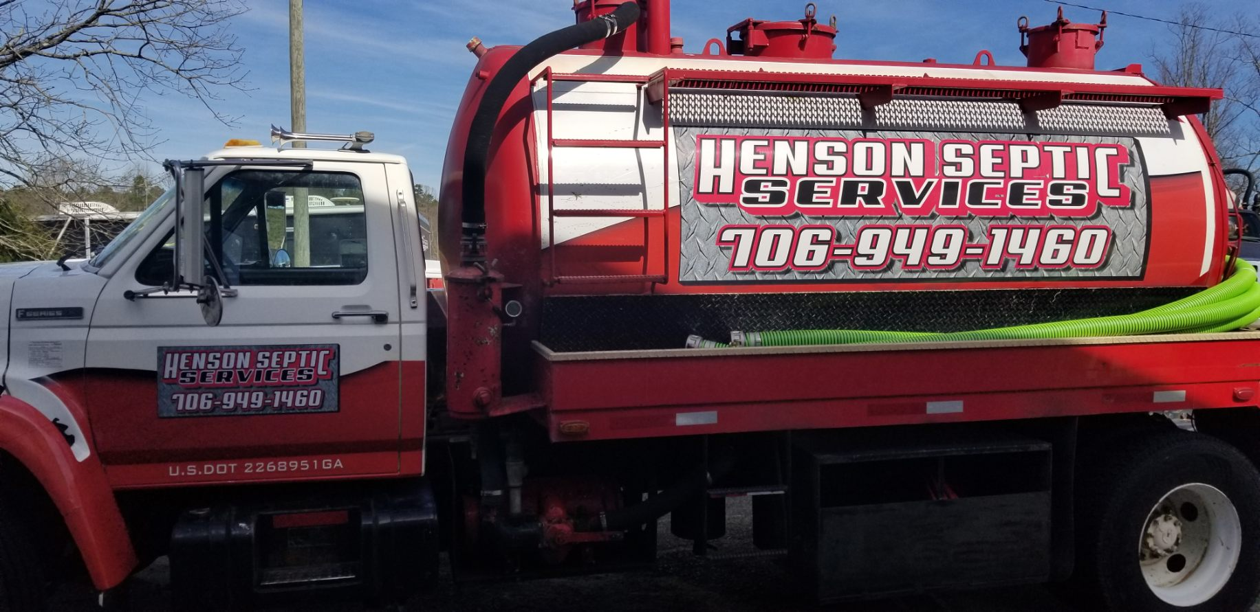 Henson Septic Services image 3