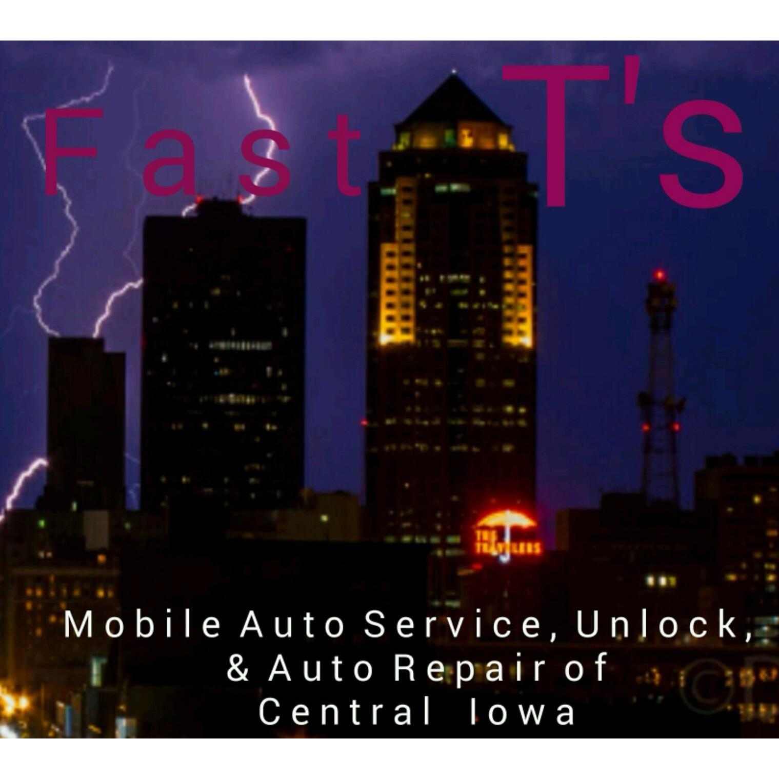 Fast T's Mobile Auto Service & Roadside Assistance