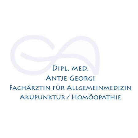 Logo von Fachärztin für Allgemeinmedizin - Akupunktur  Homöopathie - Dipl. Med. Antje Georgi