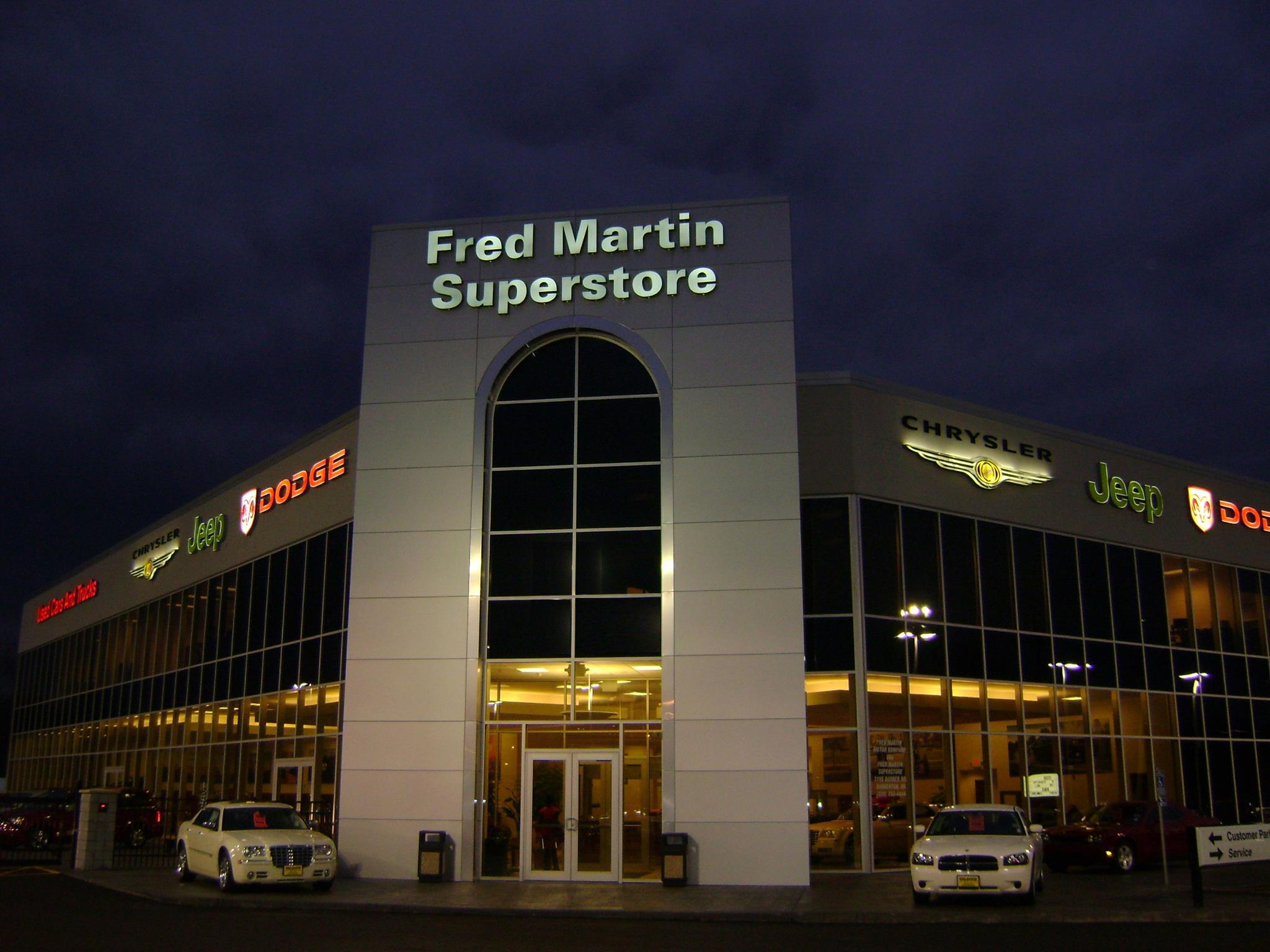 Fred Martin Superstore image 0