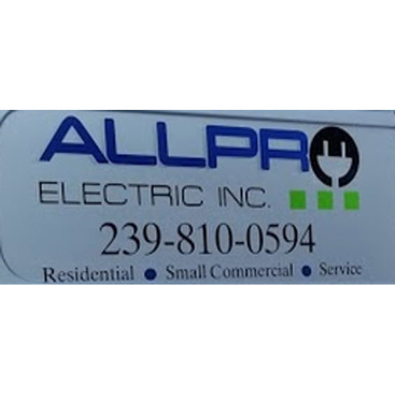 Allpro Electric Inc - Fort Myers, FL 33913 - (239)236-7518 | ShowMeLocal.com