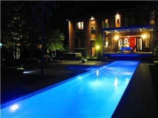 Piscines Fontaine Inc in Boucherville