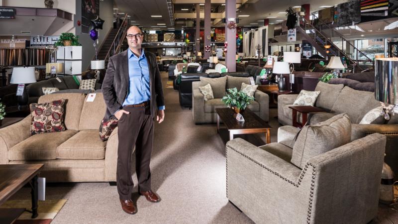 Dodd's Furniture & Mattress Ltd in Victoria