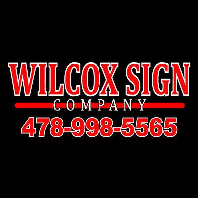 Wilcox Sign Company image 0