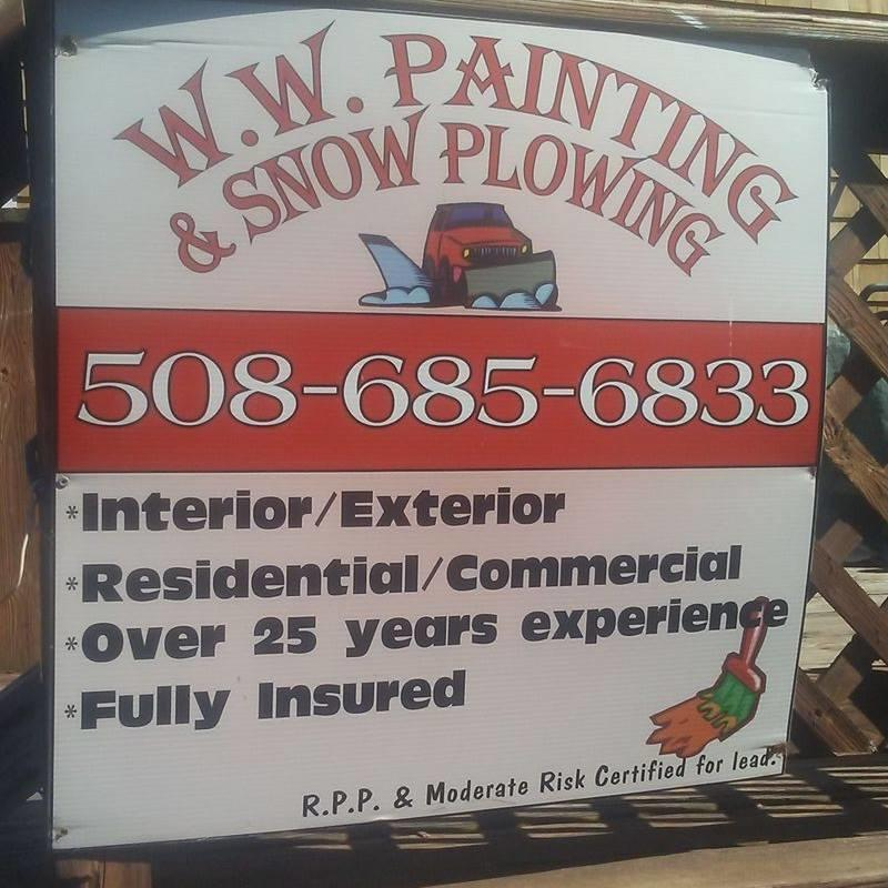 WW Painting Snowplowin