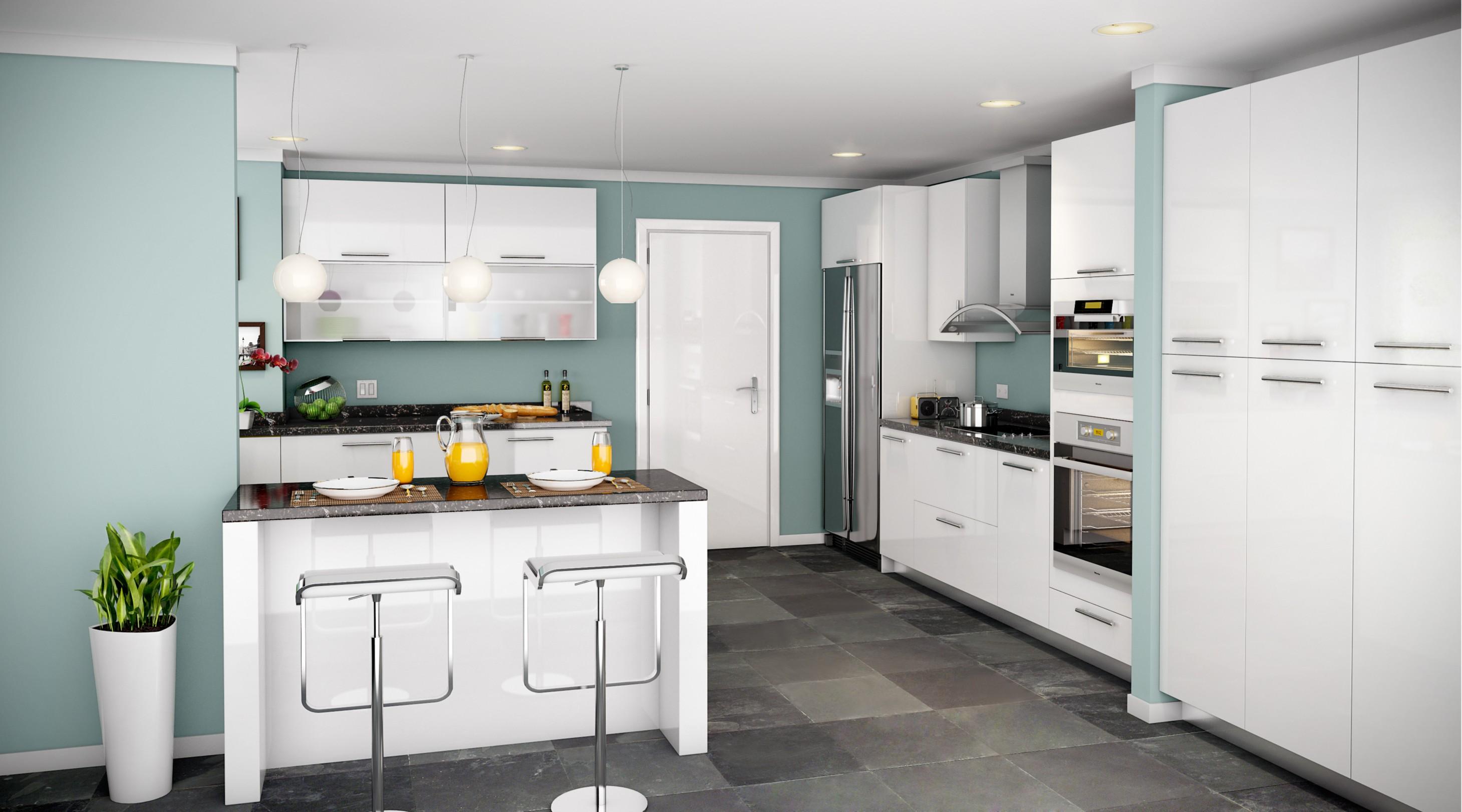 Apex Kitchen Cabinet and Granite Countertop image 8