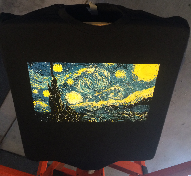 Vantage screen printing chandler az business directory for T shirt printing chandler az