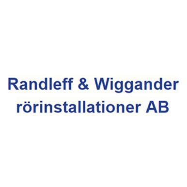 Randleff & Wiggander Rörinstallationer logo
