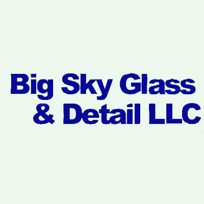Big Sky Glass & Repair LLC