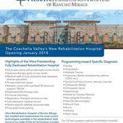 Vibra Rehabilitation Hospital of Rancho Mirage image 2
