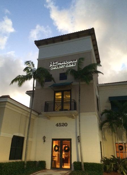 Palm Beach Gardens Urgent Care Donald Ross