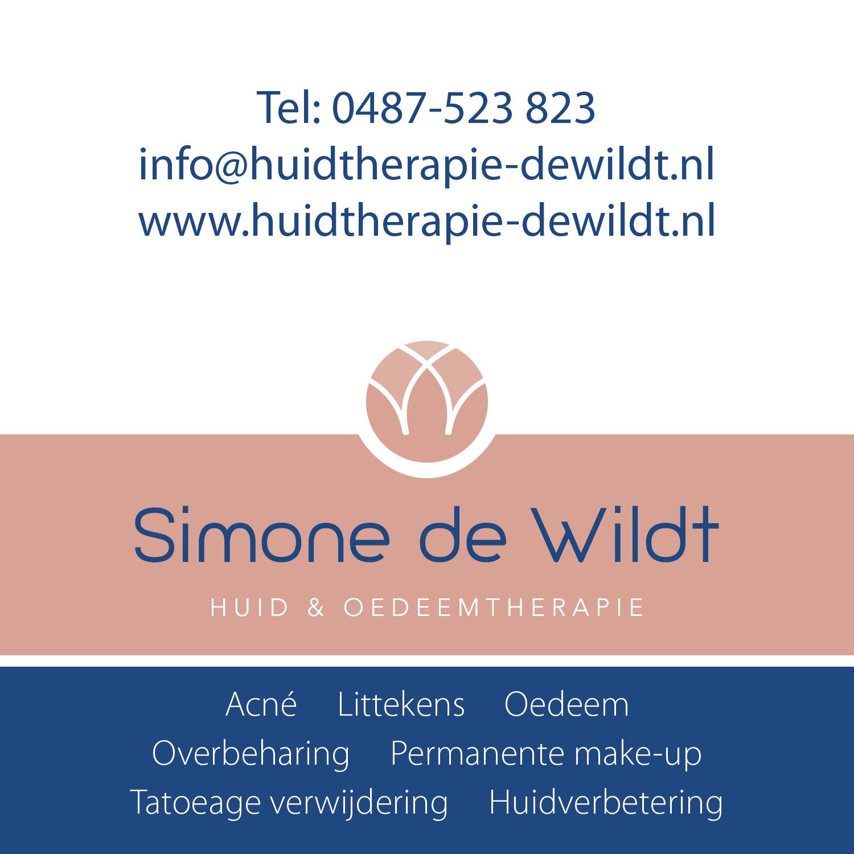 Simone de Wildt | Huid- en Oedeemtherapie Beneden Leeuwen