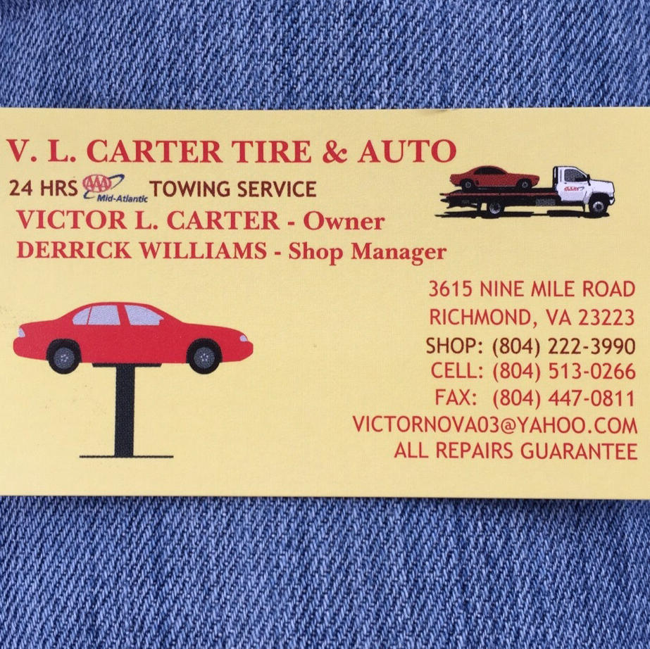 V L Carter Tire & Auto image 4