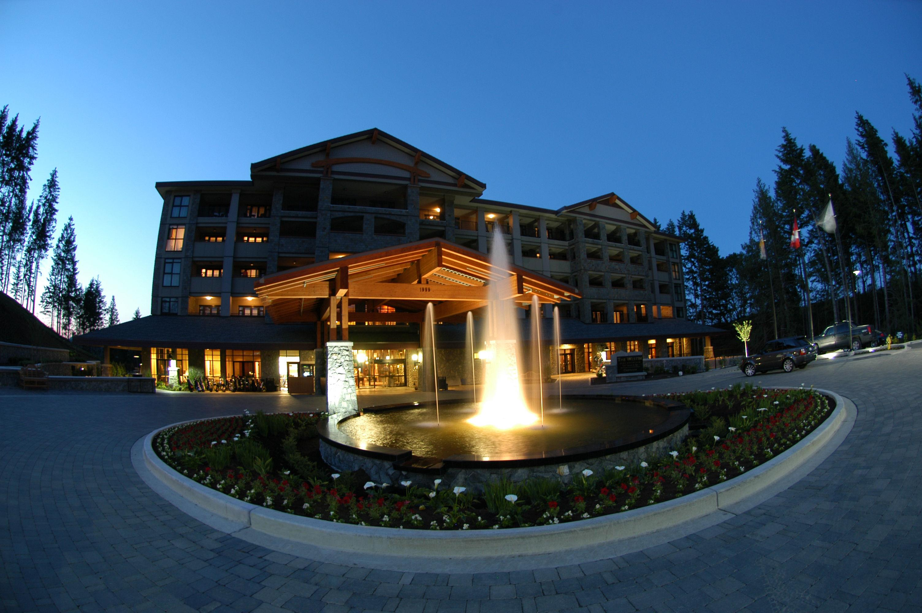 The Westin Bear Mountain Golf Resort & Spa, Victoria in Victoria: Clubhouse Exterior