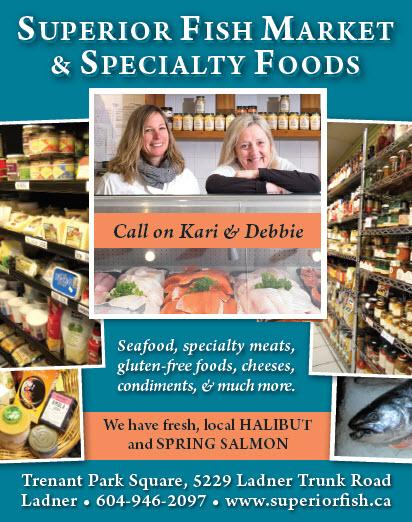 Superior Fish Market & Specialty Foods in Delta