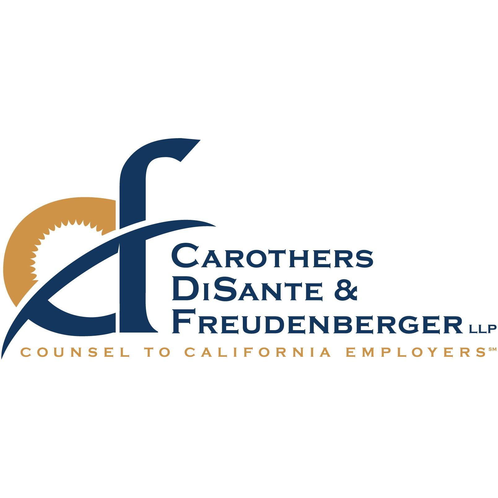 Carothers DiSante & Freudenberger LLP