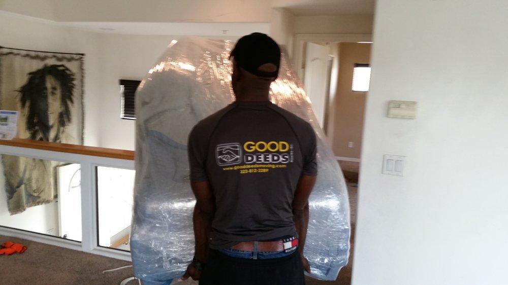 Good Deeds Moving California image 2