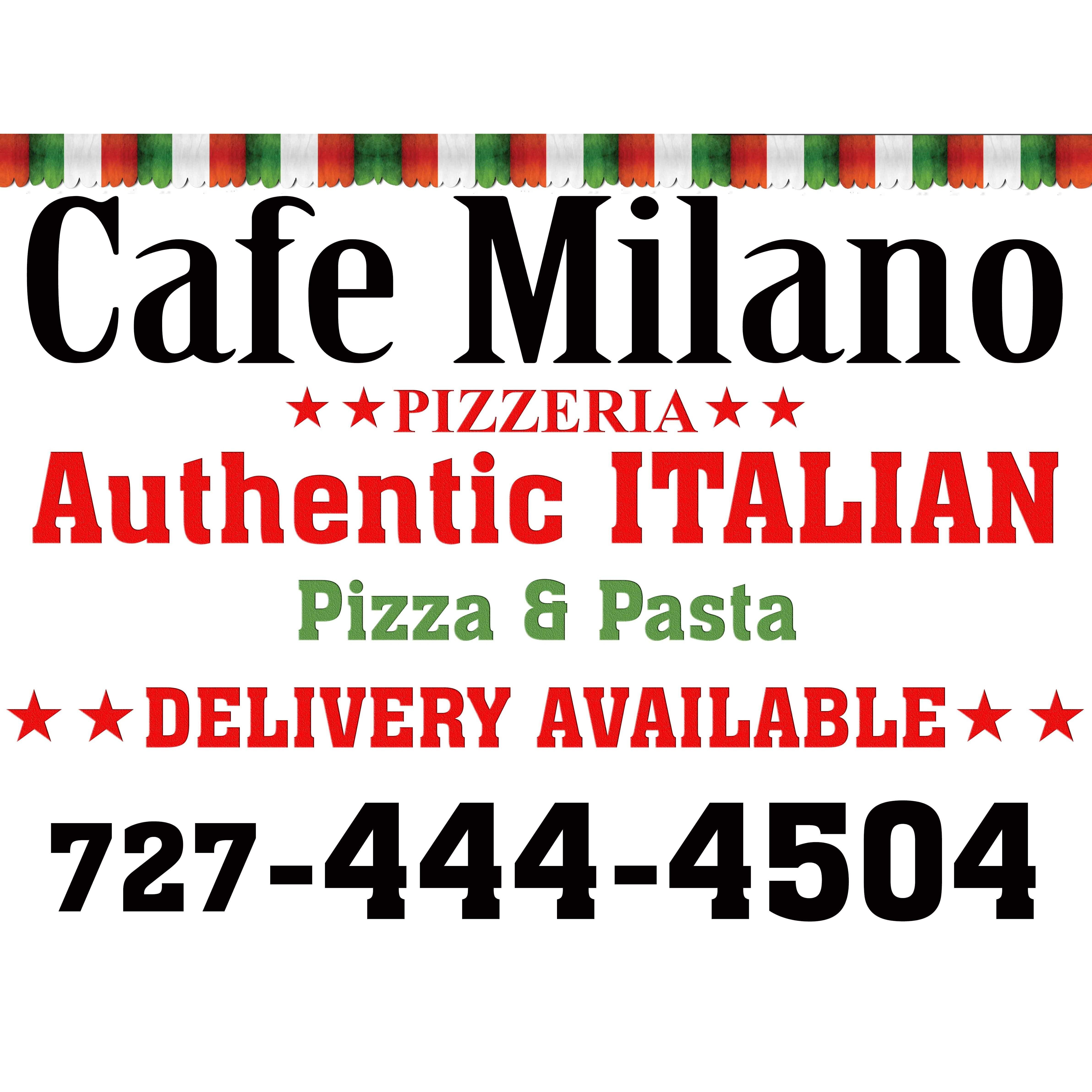 Cafe Milano Pizzeria - clearwater, FL 33755 - (727)642-5610 | ShowMeLocal.com