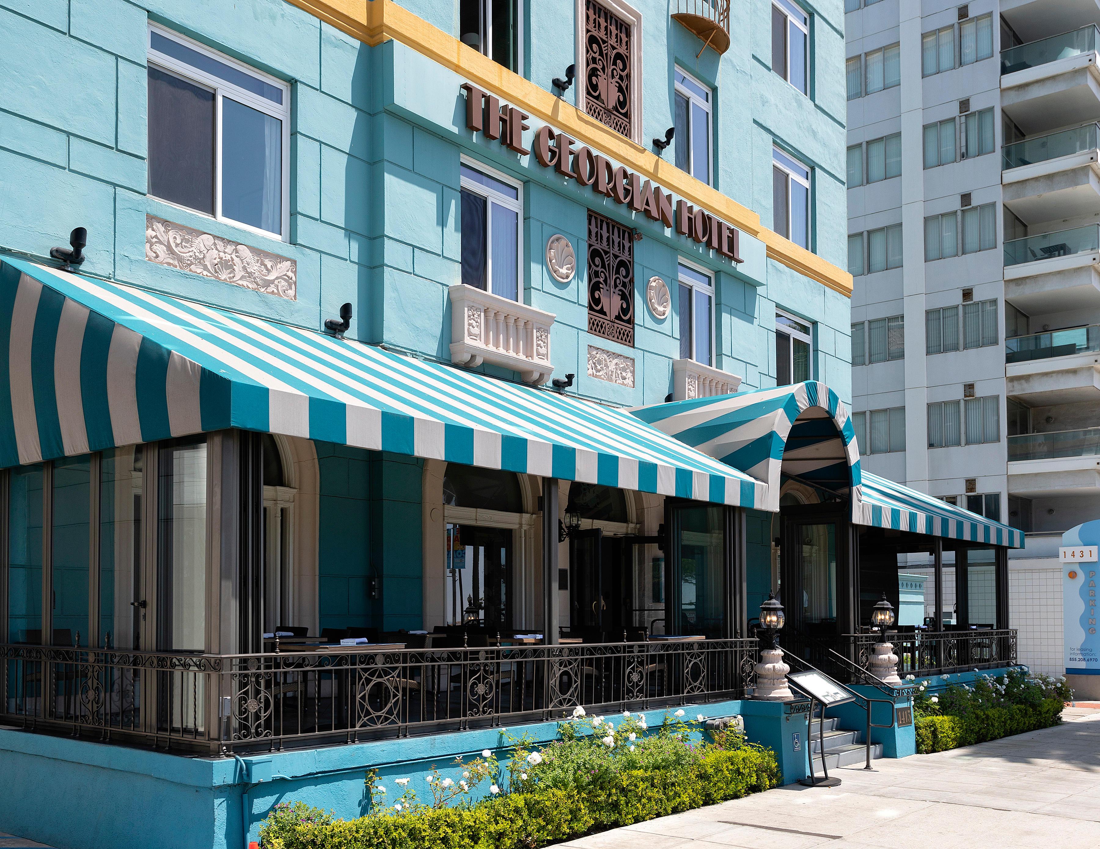 The Georgian Hotel in Santa Monica, CA, photo #11