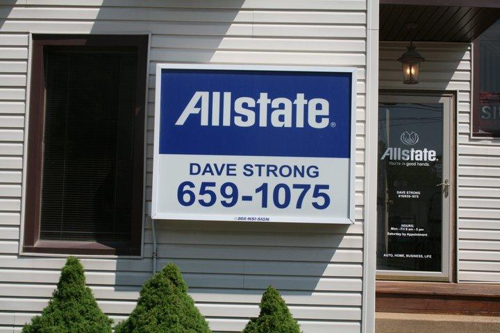 Allstate Insurance Agent: Dave Strong image 0