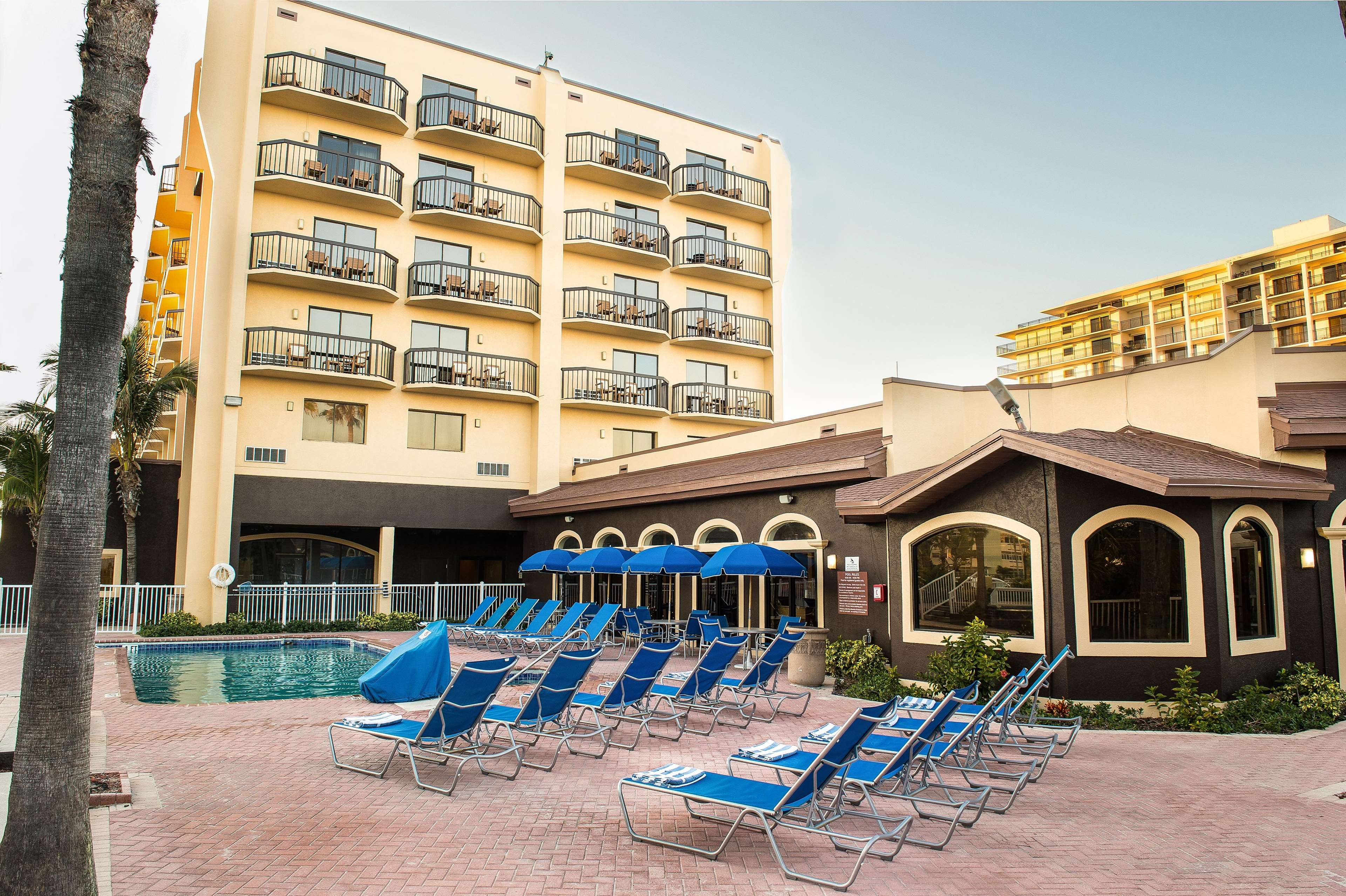 DoubleTree by Hilton Hotel Cocoa Beach Oceanfront image 41