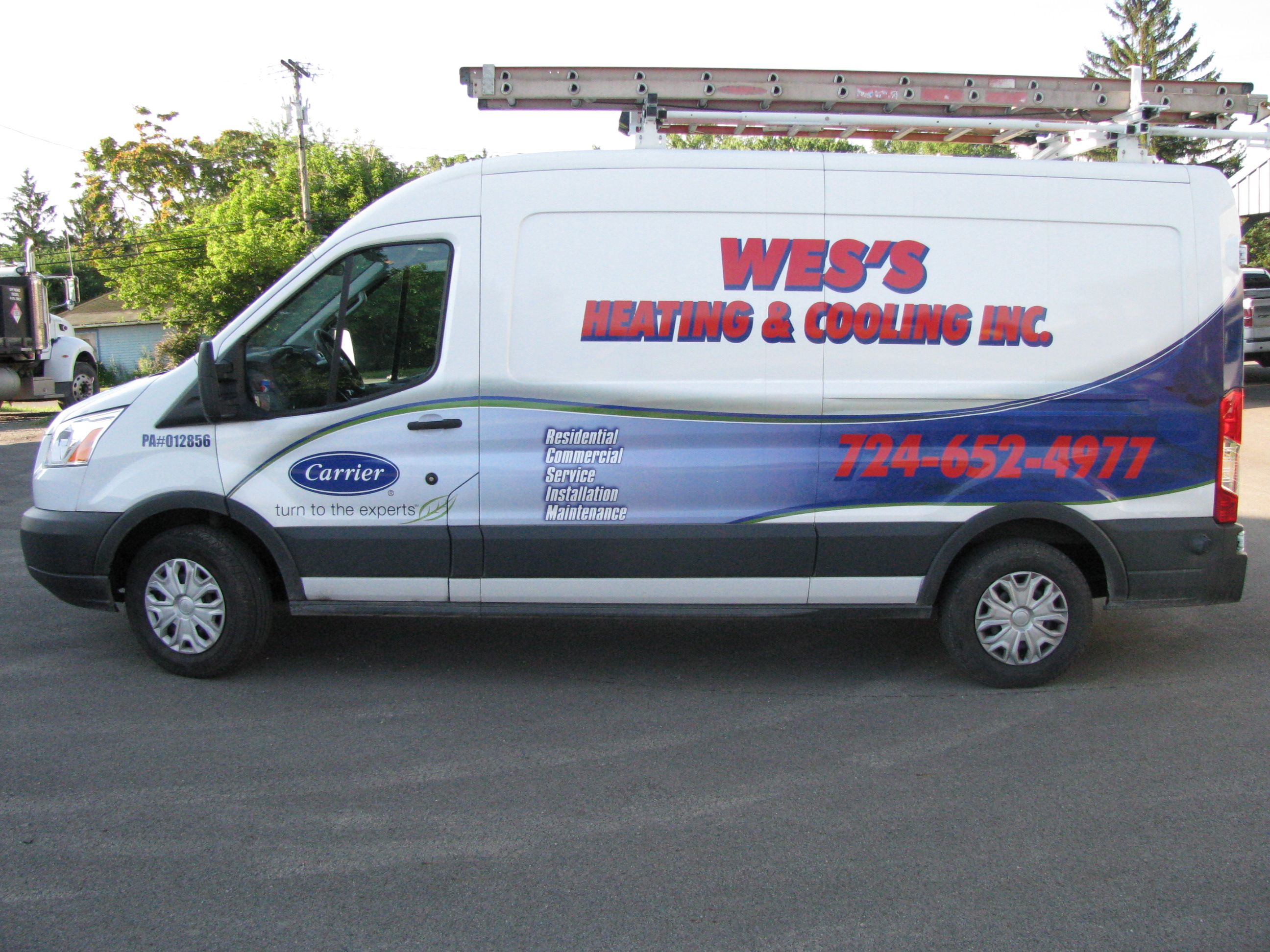 Wes's Heating & Cooling image 0