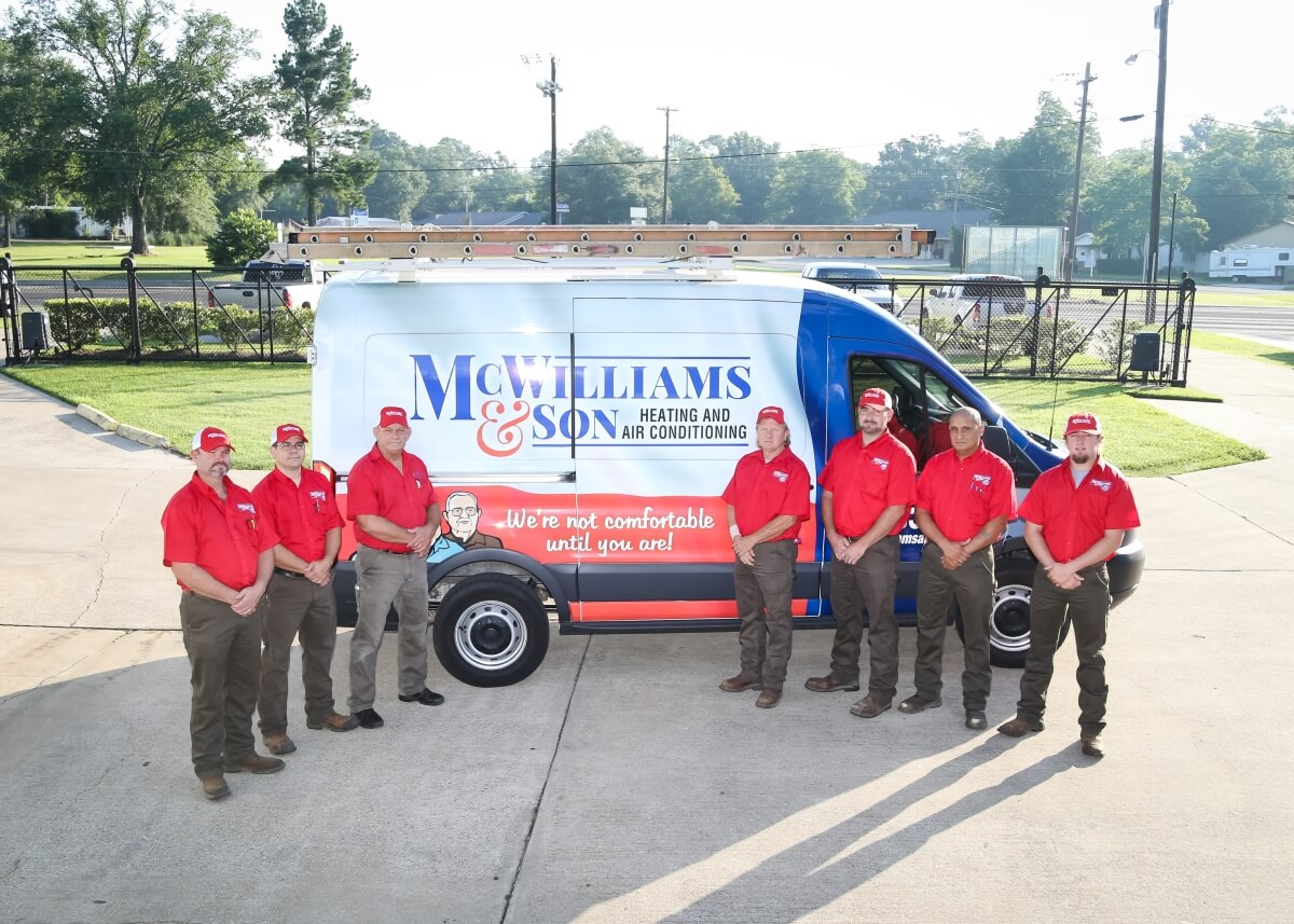 McWilliams & Son Heating and Air Conditioning image 0