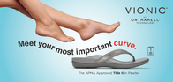 VIONIC with Orthaheel Technology Flip Flops and Sandals with Built-In Arch Support keep you supported and free from Foot Pain from problems like Plantar Fasciitis, Bunions, Heel Pain, Arch Pain, Arthritis, and more.