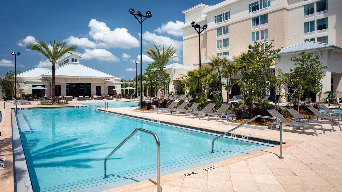 TownePlace Suites by Marriott Orlando at Flamingo Crossings/Western Entrance image 21