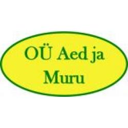 Aed ja Muru OÜ logo