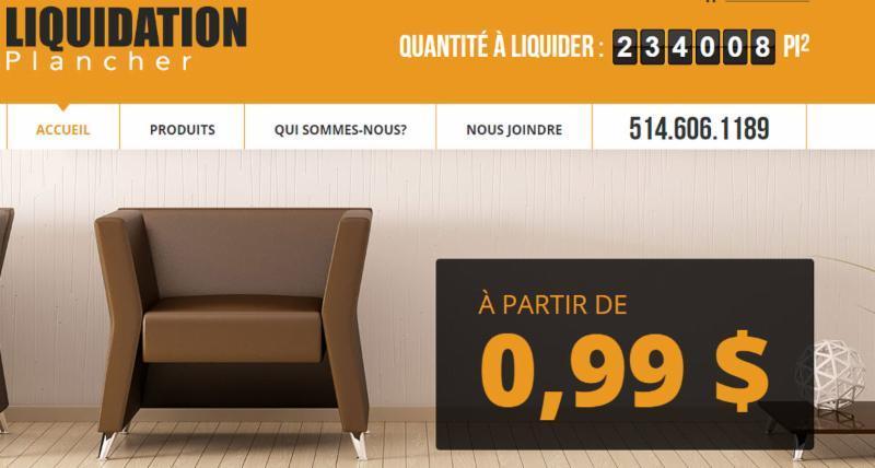 Entrepôt Du Plancher Laval à Laval
