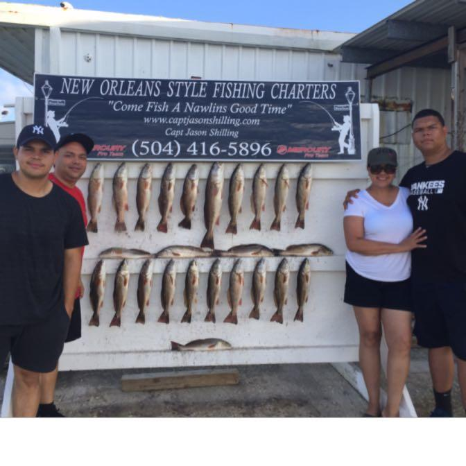 New Orleans Style Fishing Charters LLC image 37