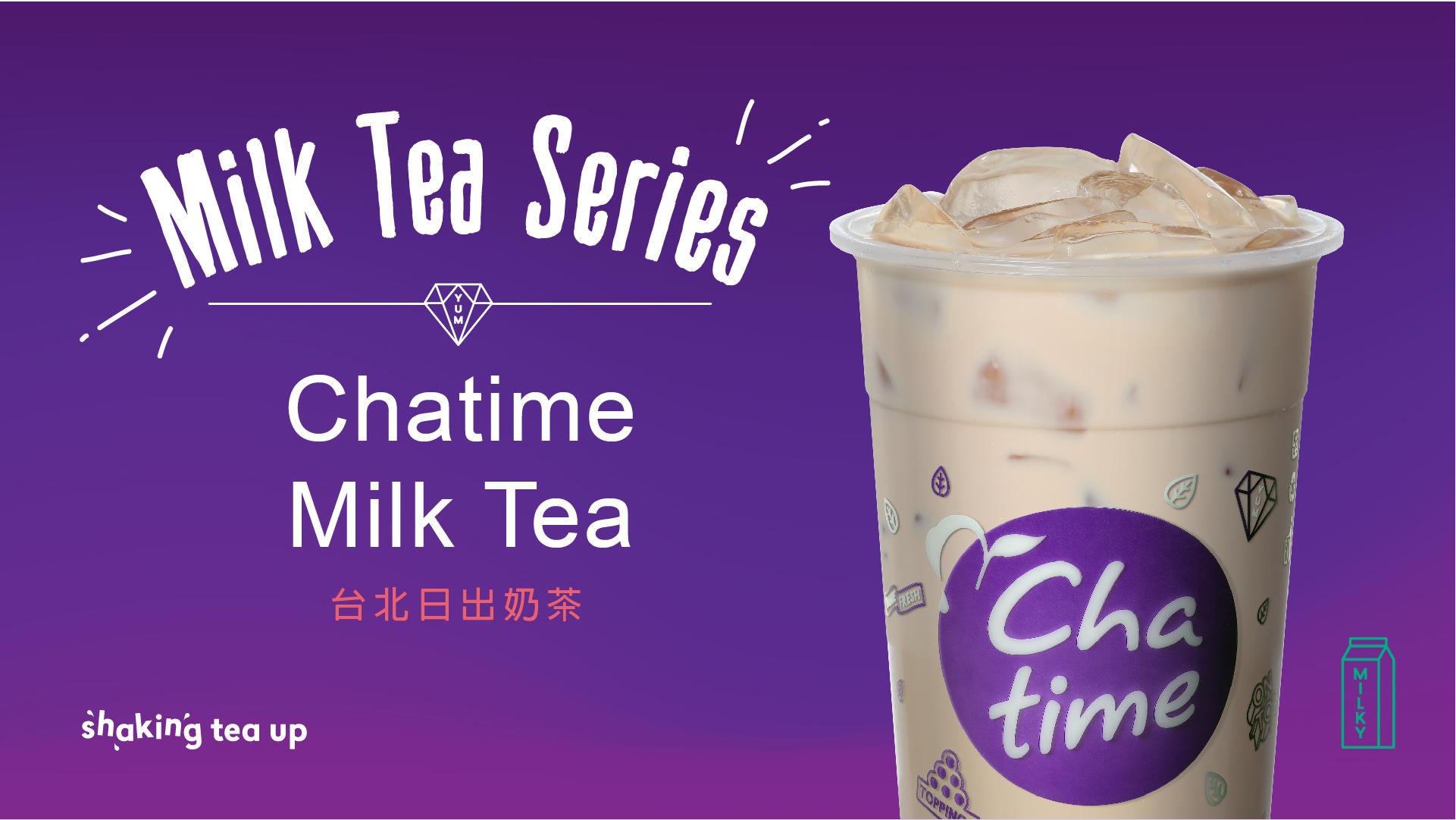 Chatime Bubble Tea & Slurping Noodles image 25