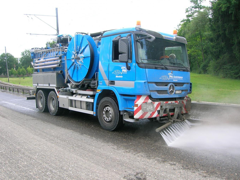 Frei Kanalreinigung AG