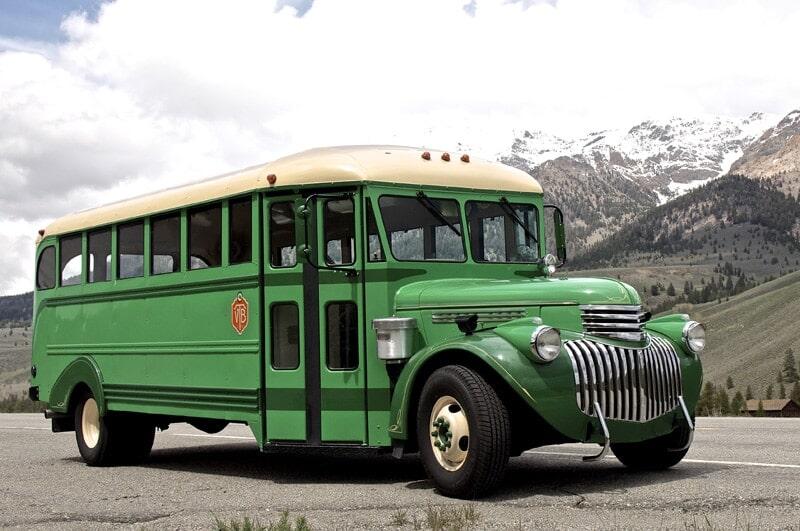 The Vintage Tour Bus Co. image 2