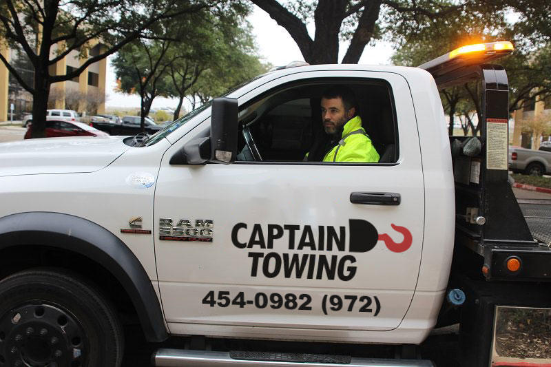 Dallas Towing - Captain Towing image 0
