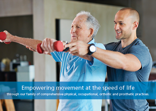 LifeBridge Health Physical Therapy image 1