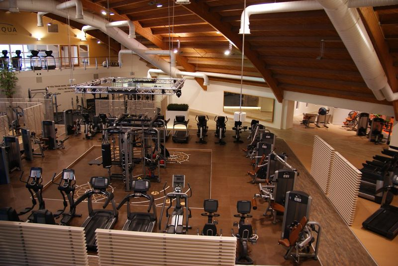 Tesqua Health & Sports Centre