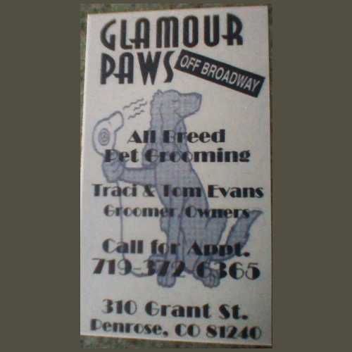 Glamour Paws
