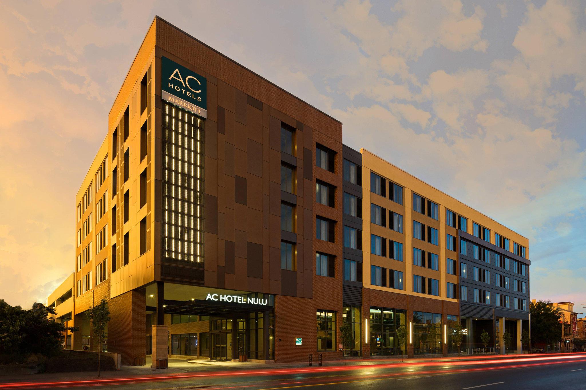 AC Hotel by Marriott Louisville Downtown