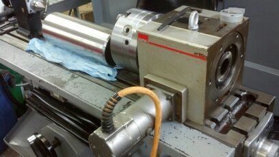 Getter Going Machine Works image 0