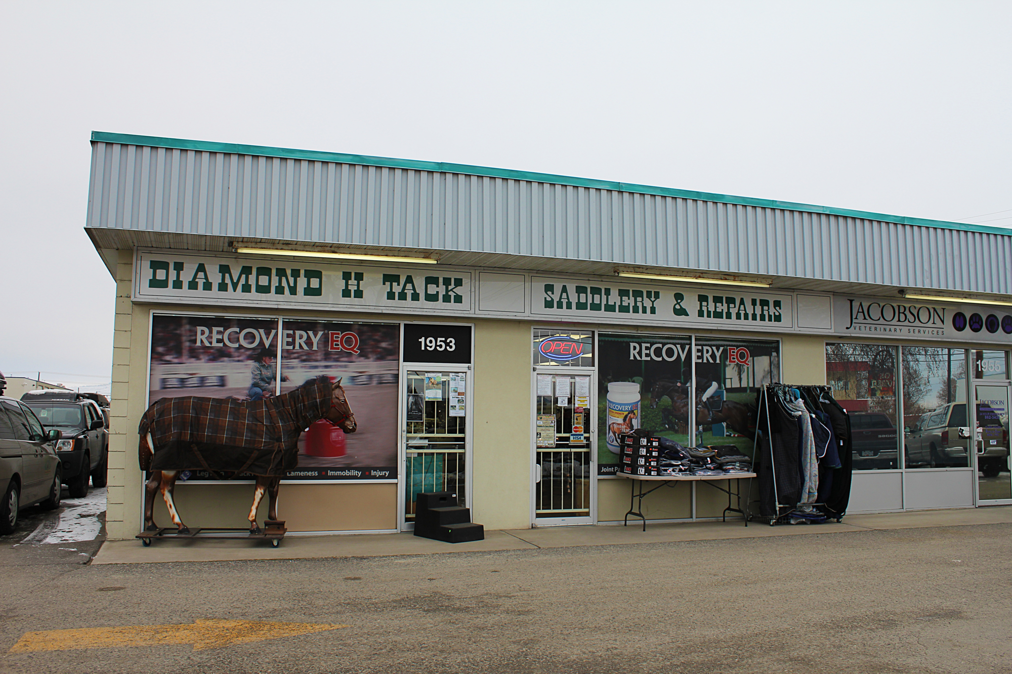 Diamond H Tack Inc in Kelowna